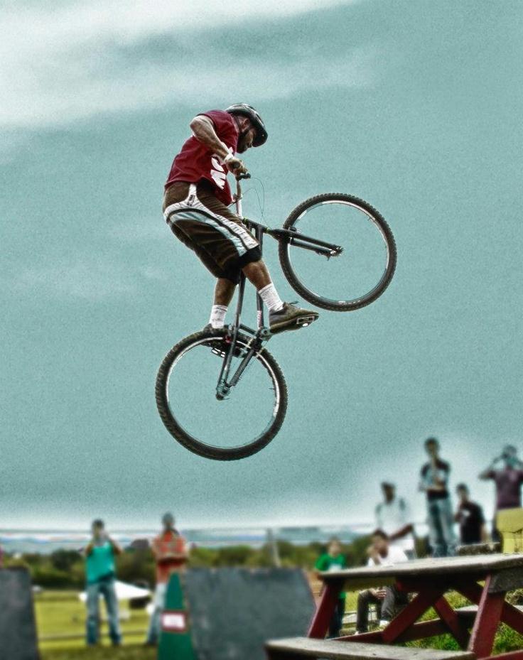 Biking La Guacima