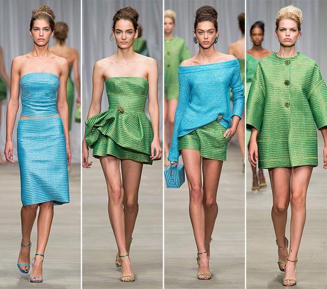 Ermanno Scervino Spring/Summer 2015 Collection - Milan Fashion Week