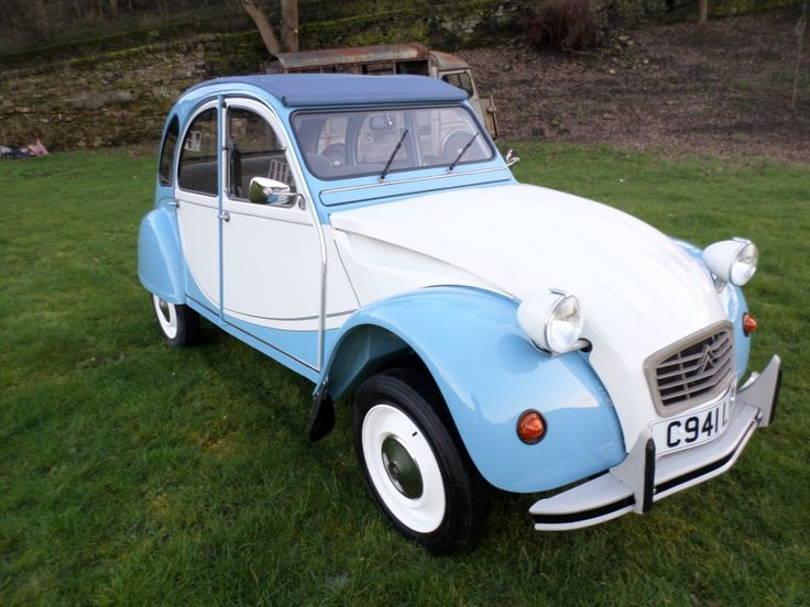 Home 2CVs for Sale SORRY NOW SOLD Citroen 2 CV DOLLY