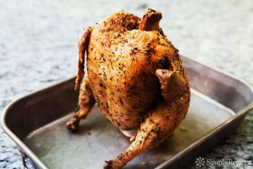 Beer Can Chicken, Beer Butt Chicken Recipe | Simply Recipes
