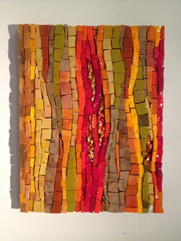 Autumn Fire by Jean Loney ~  Maplestone Gallery
