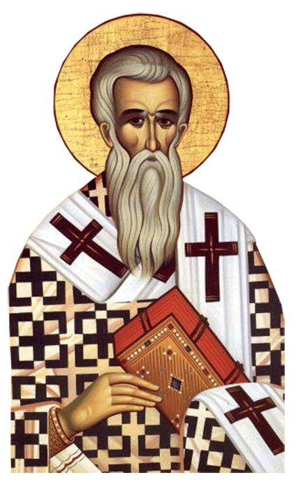 Πνευματικοί Λόγοι: Άγιος Αμφιλόχιος Επίσκοπος Ικονίου