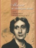Okładka książki Morświn w różowym oknie. Listy Virginii Woolf do Vity Sackville-West