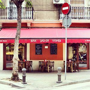 Tapasbar Bar Jai-Ca in La Barceloneta (Barcelona)