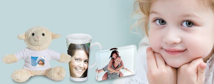 Personalisierte Fotogeschenke - verschenken Sie Emotionen