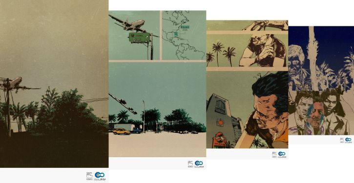 #sequence #storyboard #illustration