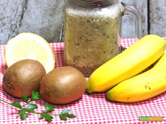 Frullato vitaminico e detox