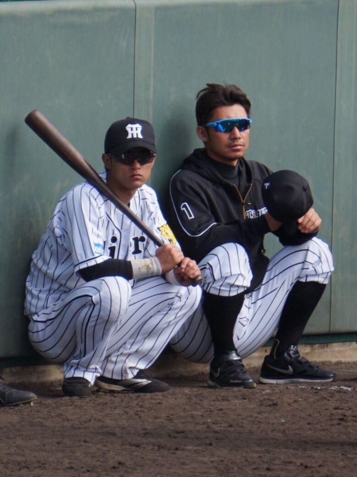 阪神早稲田コンビ 上本・鳥谷   トラニュース   阪神タイガース 応援ファンサイト