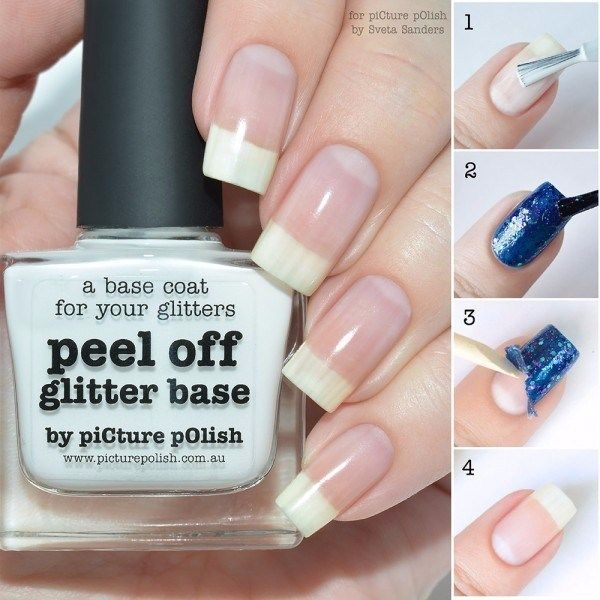 Picture Polish Peel Off Glitter Base Picture Polish Nail Polish Bubbles In Nail Polish