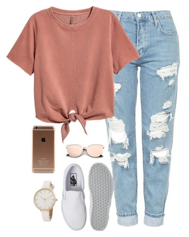 """""""Very cute, yet simple 28"""" by lollypopz951 on Polyvore featuring Topshop and Vans"""