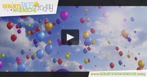 Gluckwunsche Zum Geburtstag Schones Video Mit Geburtstagslied Jetzt