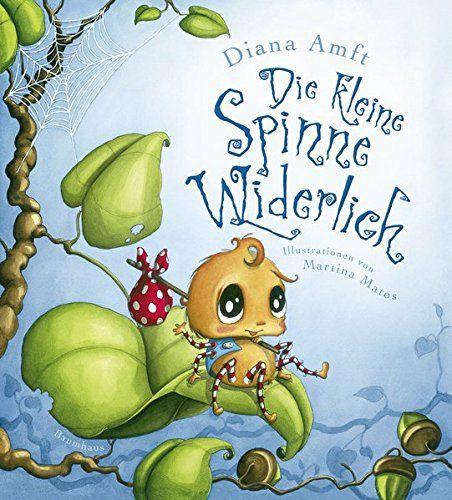 Die kleine Spinne Widerlich (Baumhaus Verlag)