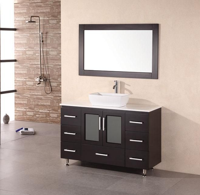 Best Vanities Images On Pinterest Vanity Set Modern Bathroom - 50 inch bathroom vanity for bathroom decor ideas