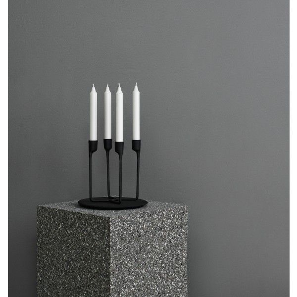 Decospot | Candlesticks & Lanterns | Normann Copenhagen Heima Candlestick. Available at decospot.be webshop.