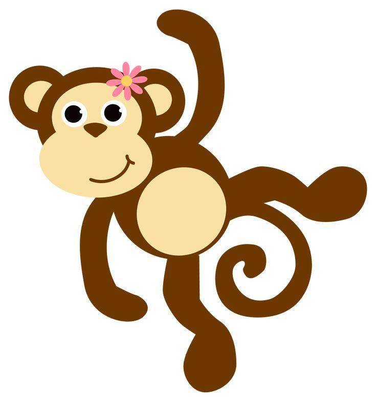 baby monkey clip art - photo #45