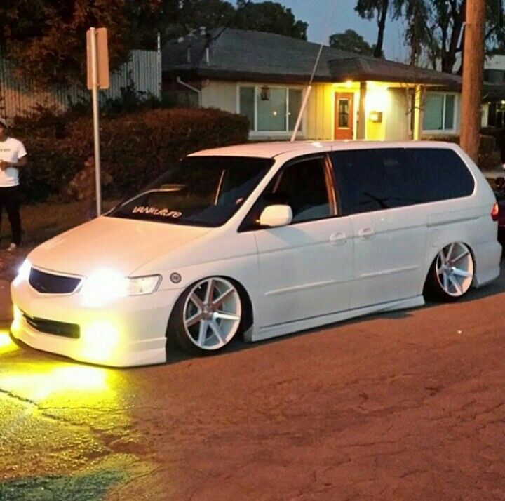 Honda Mini Vans: 66 Best Images About Minivans Can Be Cool, Right? On