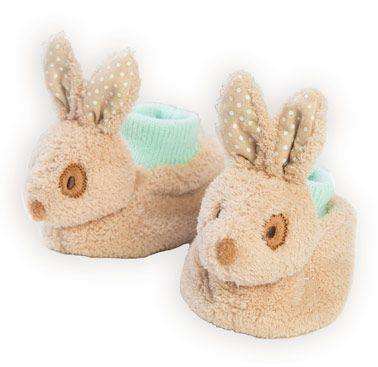 17 best easter gift items images on pinterest easter gift baby boys baby bunny booties negle Gallery