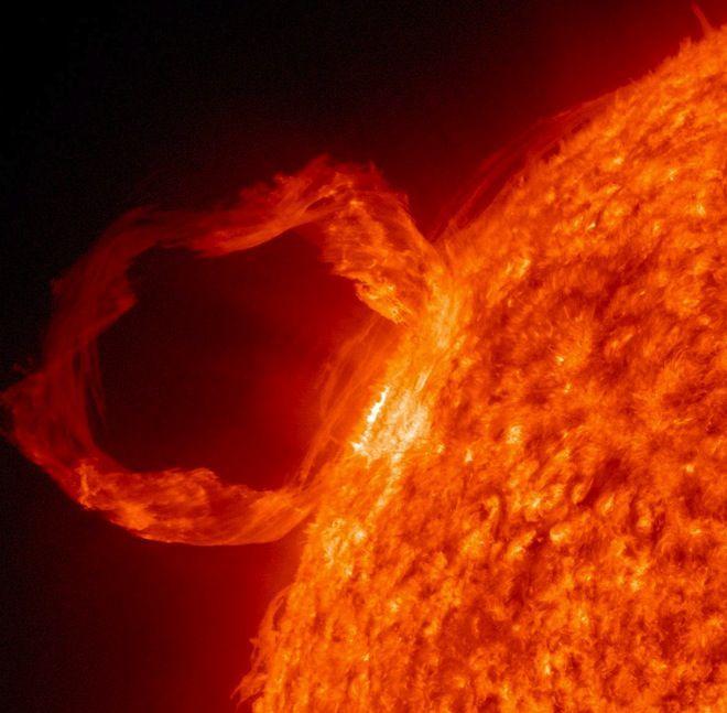 巨大太陽嵐:10年以内に起こる確率は「12%」 « WIRED.jp