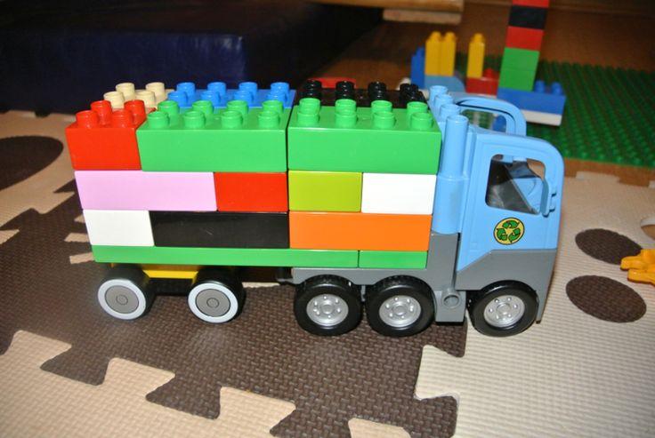 Лего Дупло. Идеи построек.