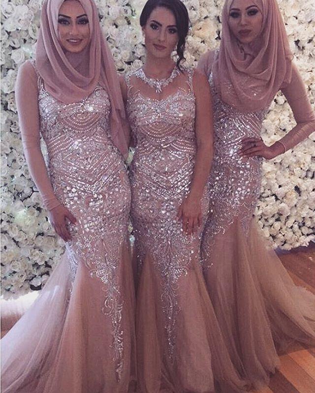 Fantastic Hijab Wedding Outfits Photos - Wedding Ideas - nilrebo.info