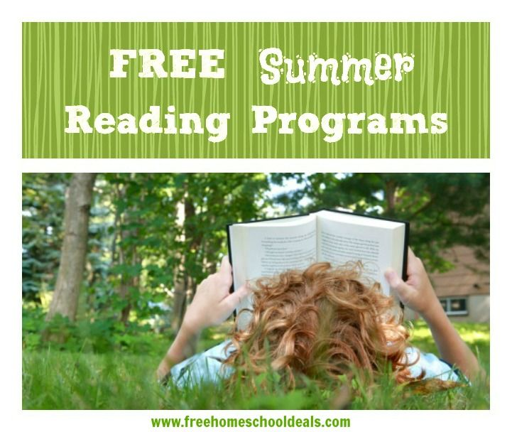 Free Summer Reading Programs with Rewards for 2013
