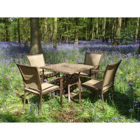 Exciting Experience With The Offers For #Aluminium_Garden_Furniture With  Refined Designs And Crafted Selections. Grab