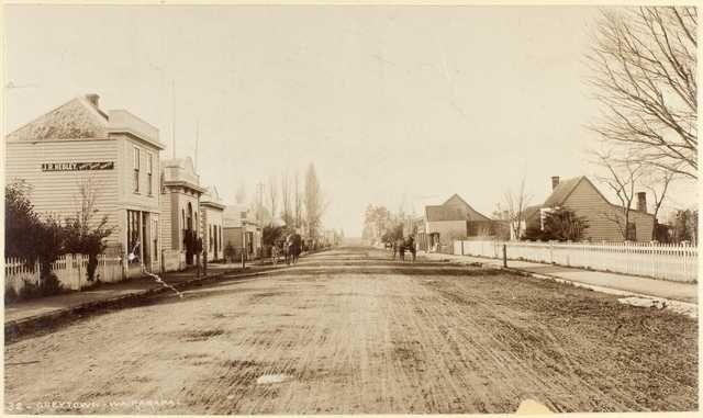 Object: Greytown, Wairarapa | Collections Online - Museum of New Zealand Te Papa Tongarewa