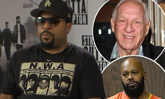 Ice Cube laughs at Jerry Heller's claims of an unfair portrayal in SOC