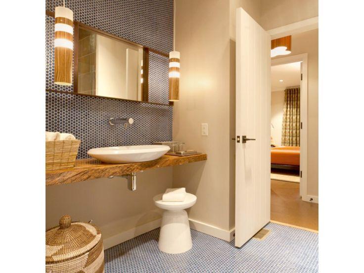 Tile moddotz new navy bathroom inspo pinterest navy for Bathroom inspo