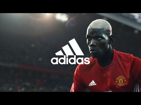 Watch Paul Pogba's Journey from Childhood to Present Day in New Adidas 'Football Needs Creators' Campaign