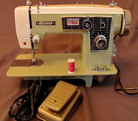 Dressmaker sewing machines have many makers, Some look like other machines. I have seen White Sewing machines that look almost identical to...
