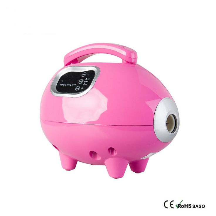 211.00$  Buy now - http://alimkk.worldwells.pw/go.php?t=32788696789 -  Spray Tanning Machine Sunless Self Bronzer Tanner Body Tattoo Beauty Electric Atomize Thumbnail Lotion Tattoo Surply By DHL 211.00$
