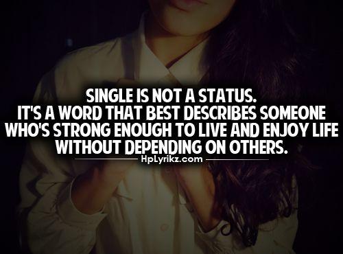 I'm single and proud | Feels | Pinterest