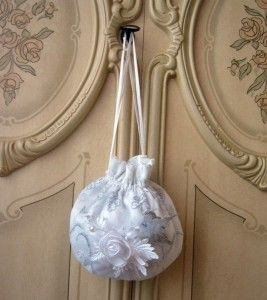 Мастер-класс свадебная сумочка