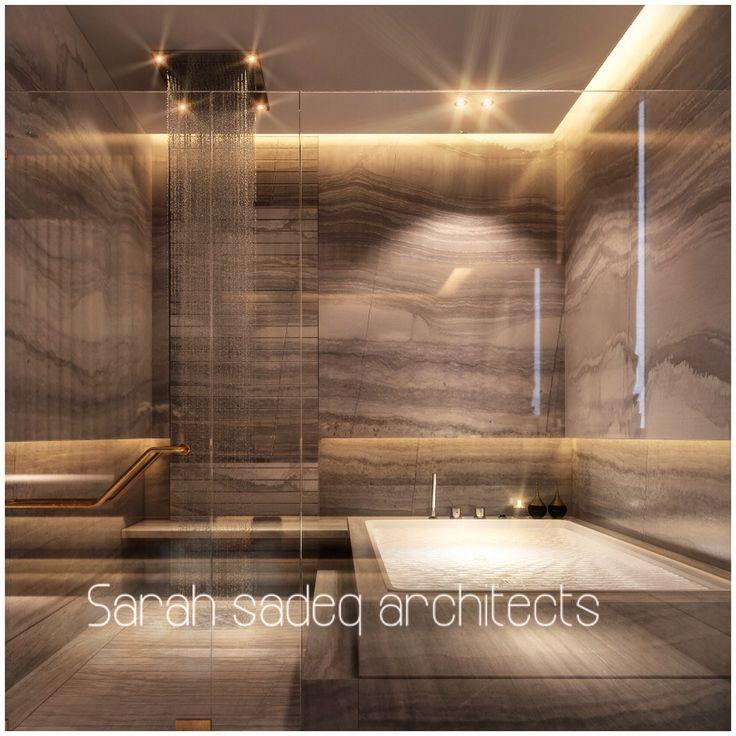 273 best sarah sadeq architectes images on pinterest for Bathroom accessories kuwait