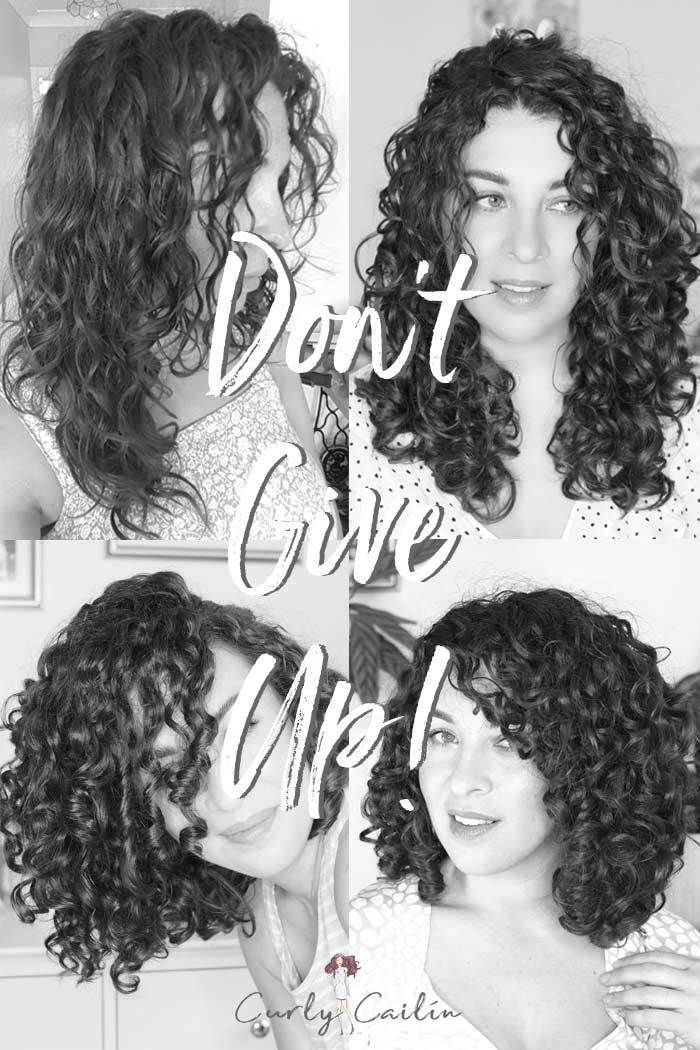 Following The Curly Girl Method Two Years On Curly Cailin In 2020 Curly Girl Curly Girl Method Curly Hair Styles
