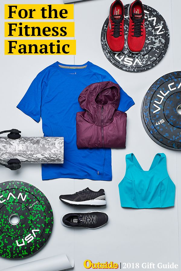 Gifts For The Fitness Fanatic Gift Giftideas Fitness Workout Gifts At Home Gym Holiday Gift Guide