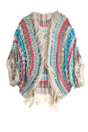 inspiration - javiera crochet cardigan