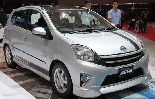 Dealer Toyota Indramayu : Harga Toyota Agya Cirebon dan Indramayu SMS/WA 087828810342 - Guntur Sapta