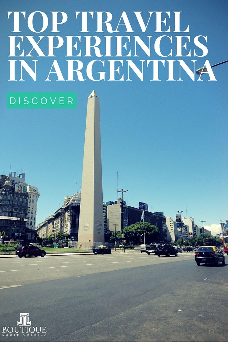 Discover Top travel experiences in Argentina: http://www.boutiquesouthamerica.com.au/blog/top-experiences-argentina/