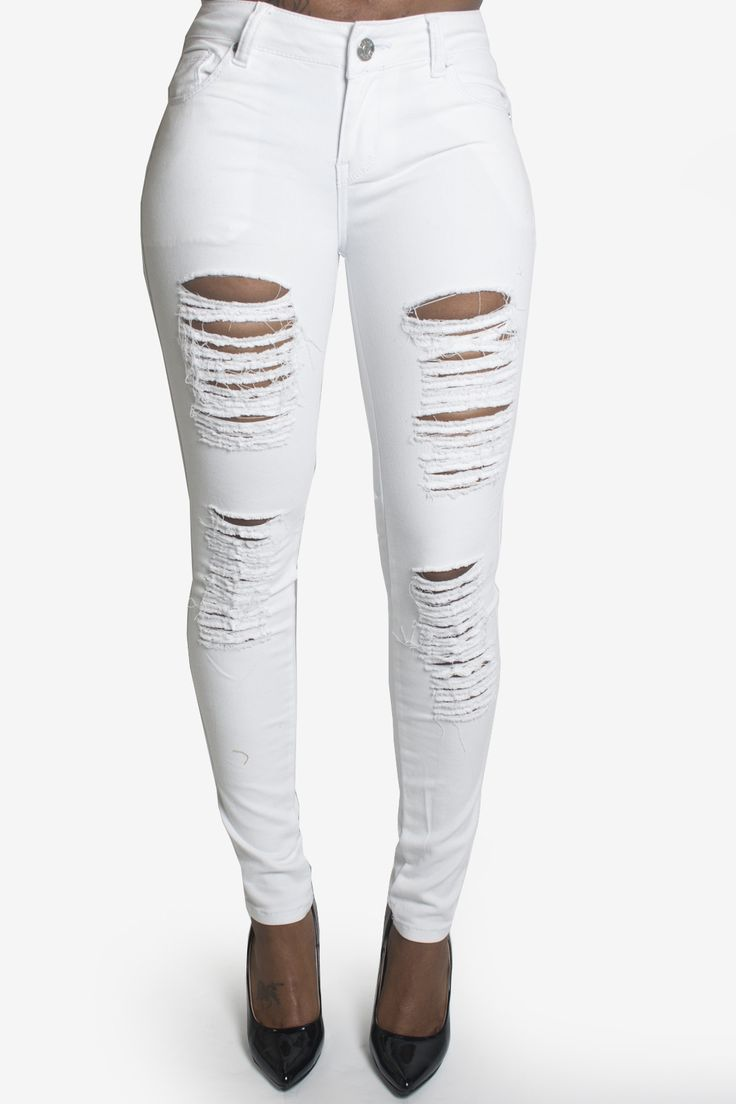 Find great deals on eBay for white ripped skinny jeans and mens white ripped skinny jeans. Shop with confidence.