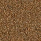 Carpet Sample - Bottom Line 20 - In Color Spice Loop 8 in. x 8 in.