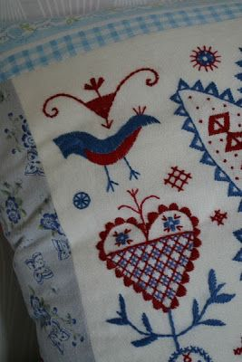 Brodösens blogg: lapptäcke