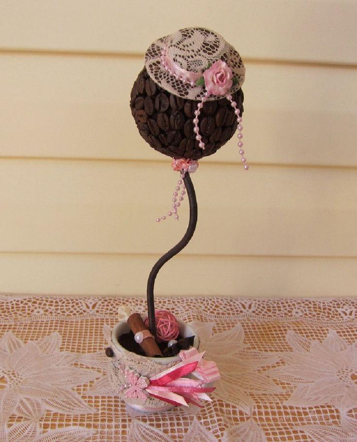 """Декоративное дерево """" Девушка в розовом"""". Интерьер. Декор. Панно. Украсит ваш интерьер. Оригинальный подарок для девушки. Топиарий."""