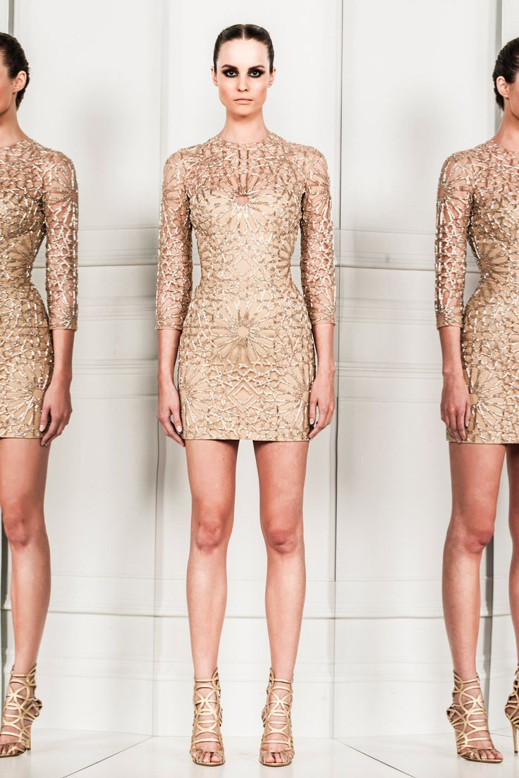 Zuhair Murad Spring 2014 Ready-to-Wear - Collection - Gallery - Style.com