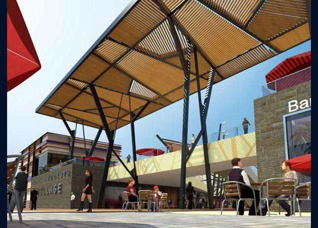 centro comercial ocio port aventura 09