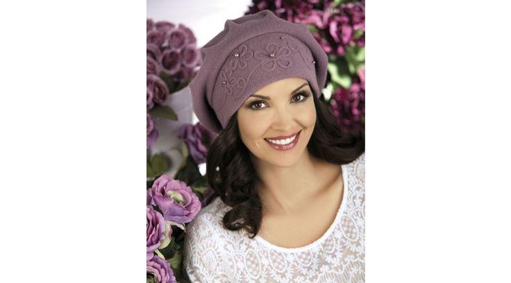 BERTA női gyapjú barett