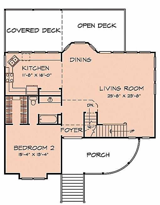120 Best Small House Plans Images On Pinterest Small