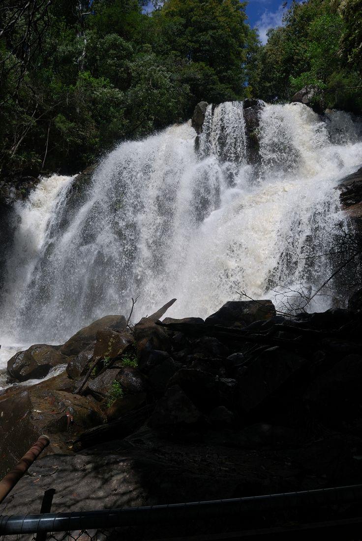 Snobs creek fall near Taggerty