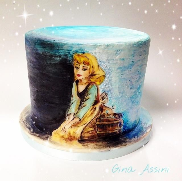 1000+ images about Disney s Cinderella Cakes on Pinterest ...